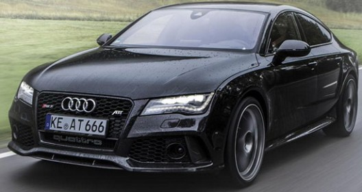 ABT Audi RS7 With 700Hp