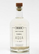 Amsterdam Canal Aqua – Limited Edition Bottles of Water from Amsterdam Canals