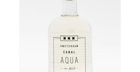 Amsterdam celebrates 400th anniversary with bottled canal water