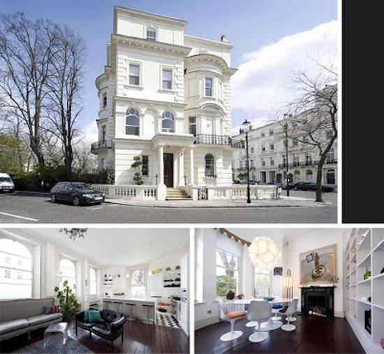 Annie Lennox London Estate On Sale For 163 12 Million