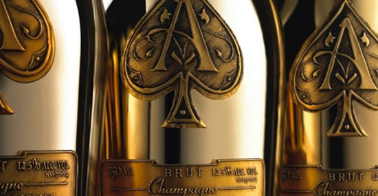 Armand de Brignac Ace of Spades Set