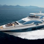 Azimut Yachts at Dusseldorf Boat Show 2014 with Four Yachts