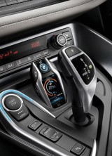 BMW i8 Computerized Car Key