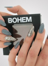 BOHEM Nails for Celebrities – World's Most Expensive Nails