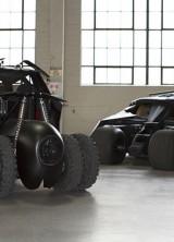 Batman's Tumbler Inspired Golf Cart on Sale for $17,500