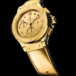 Yellow Gold Big Bang Limited Edition for Christmas