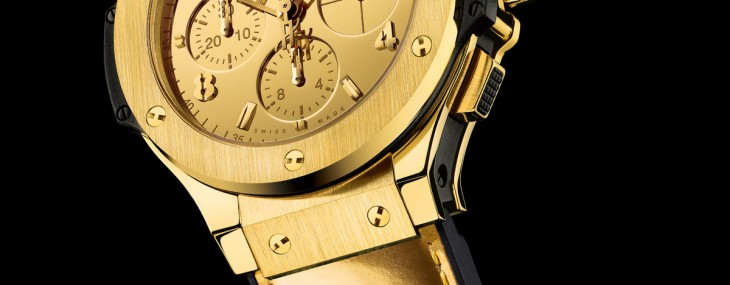 Yellow Gold Big Bang Limited Edition