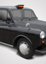 London's Iconic Black Taxi Cab Can be Yours for $40,000