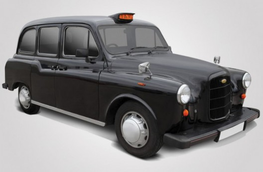 Relive the nostalgia by buying an authentic and restored London Taxi Cab for $40,000