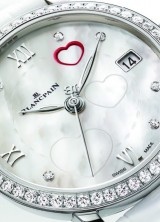 Blancpain Valentine's Day 2014 Watch Comes Ahead of Time