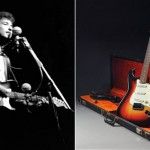 Fender Stratocaster Played by Bob Dylan Sold for $965,000