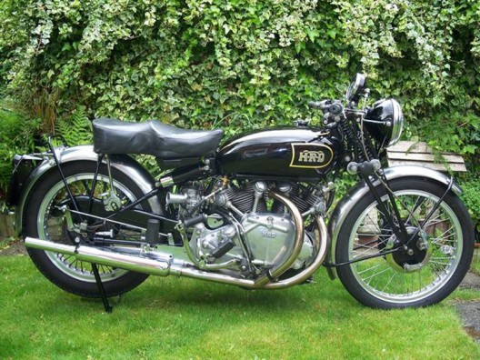 RARE BMW FACTORY RACER AND VINCENT ISLE OF MAN WINNER ADDED TO LAS VEGAS MOTORCYCLE AUCTION