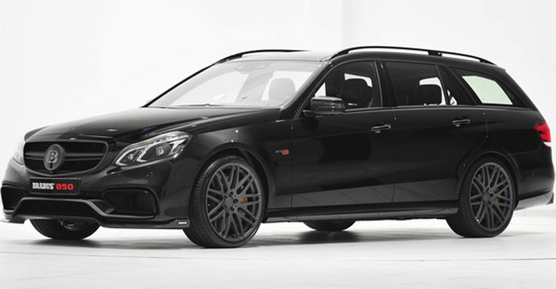 Brabus promoted Wagon version of the car