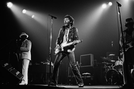 Bruce Springsteen's original draft of 'Born to Run' is up on auction