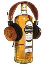 Bushmills & Grado Headphones Made from Whiskey Barrels