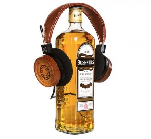 Bushmills & Grado Headphones