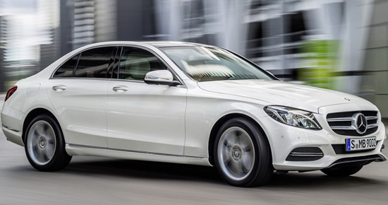 2015 Mercedes Benz C-Class Long-Wheelbase Version For China Market