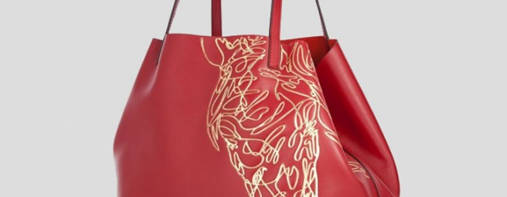 Carolina Herrera's Matryoshka bag gets an equestrian makeover