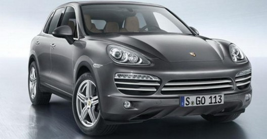 Cayenne now comes in Platinum Edition