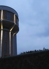 Chateau d'Eau – WWII Water Tower in Belgium Converted Into Luxury Home