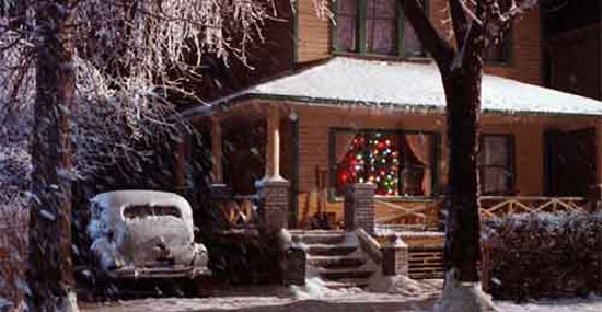 "You Can Bid for Two Nights Stay in ""A Christmas Story"" House"