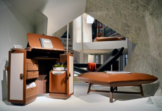 Hermès Unfolds A $60,000 Folding Desk For Christmas