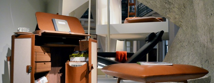 Hermès Unfolds A $60,000 Folding Desk For Christmas