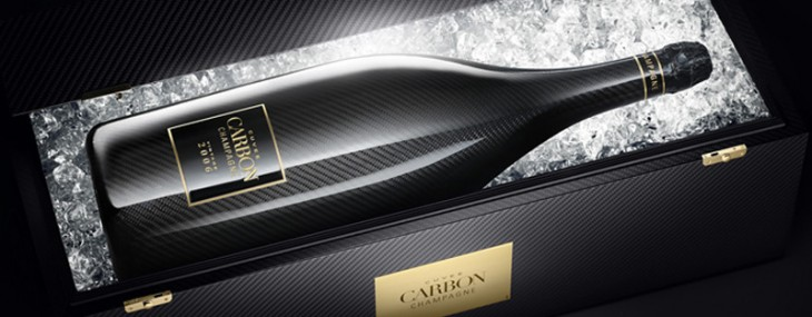 The House of Devavry doles out uber-exclusive $3,000 Champagne clad in carbon fiber