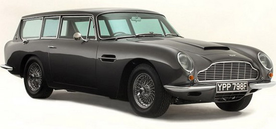 1967 Aston Martin DB6 Vantage Shooting Brake On Sale