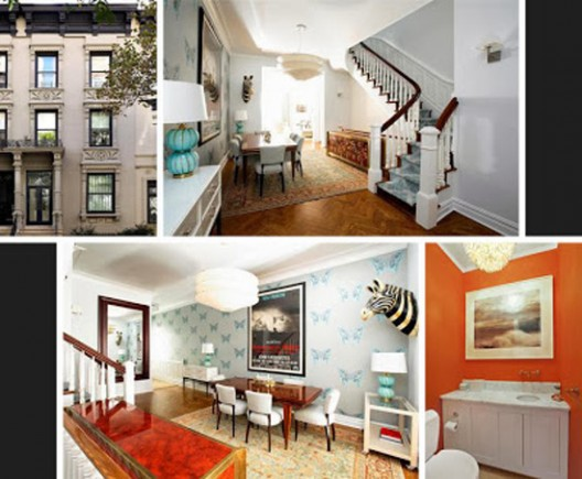 David Koepp Lists Manhattan Townhouse