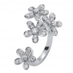 Diamond Breeze – New Nature Inspired Collection by Van Cleef & Arpels