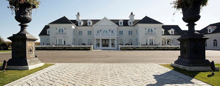 $35 Million Exquisite Equestrian Estate - Unbridled Luxury in New Jersey