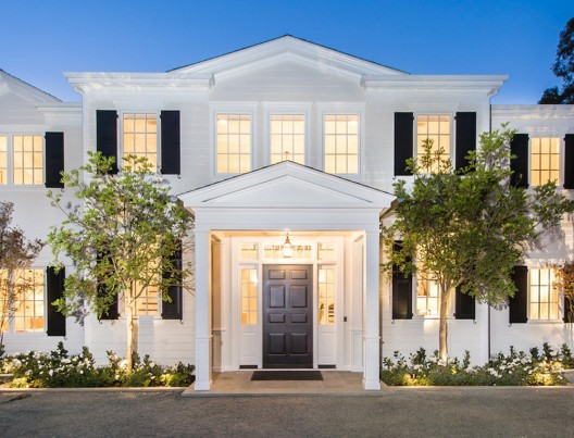 Newly Built East Coast Traditional Estate in Los Angeles on Sale for $17 Million