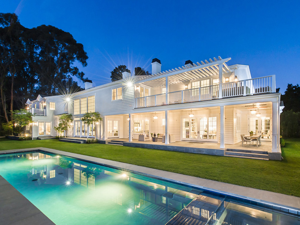 Newly built east coast traditional estate in los angeles for House sale los angeles