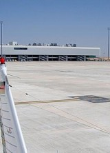 Famous 'Ghost' Airport in Madrid Went Up for Auction