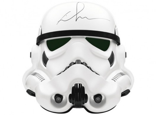 George Lucas signed Stromtrooper helmet fetches a whopping $245,000 at Sotheby's (Red) auction