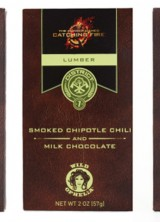 Catch the Fire with Hunger Games Inspired Chocolates by Vosges