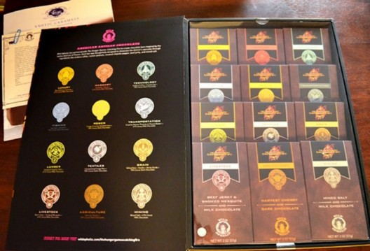 Vosges launches 'Hunger Games' inspired chocolates