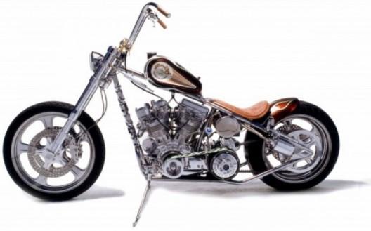 Indian Larry's Wild Child Chopper1