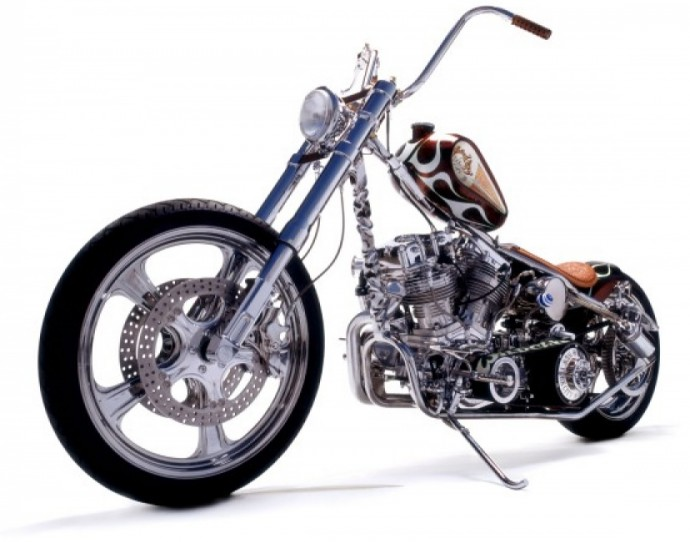 Indian Larry's Wild Child Chopper2