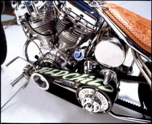 Indian Larry's Wild Child Chopper5