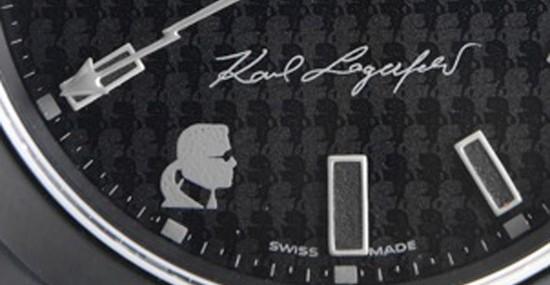 Rolex Milgauss Watch Inspired by Karl Lagerfield