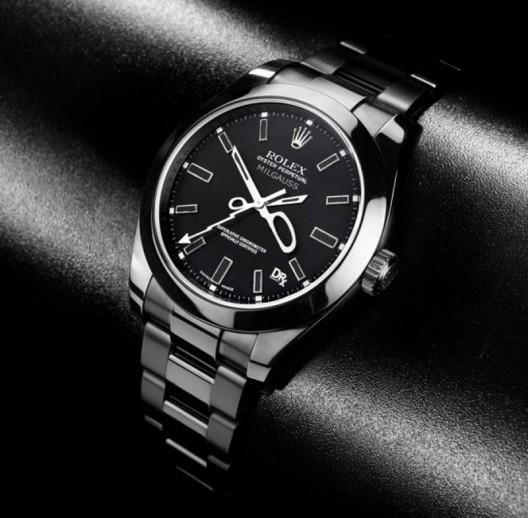 Karl Lagerfeld x Rolex