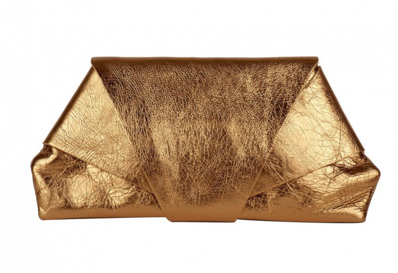 Kawa Gold hand wallet
