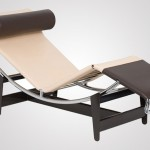 Cassina and Louis Vuitton Limited Edition Chaise Lounge Inspired by Charlotte Perriand