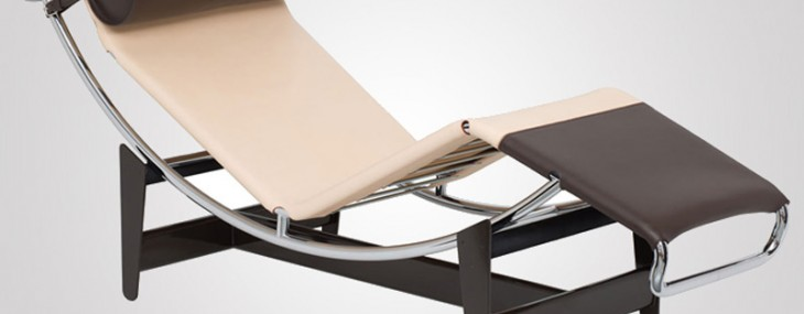 Cassina and Louis Vuitton collaborate over Limited Edition LC4- A Tribute to Charlotte Perriand
