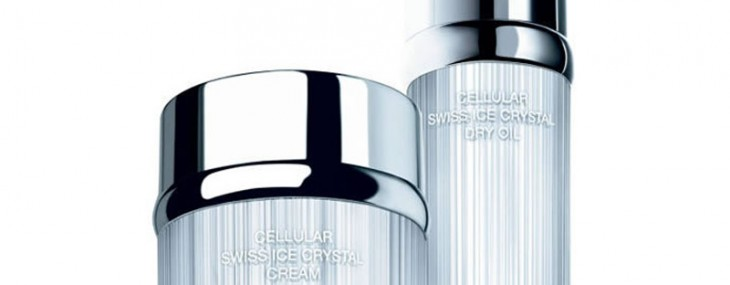 New La Prairie Cellular Swiss  Ice Crystal Collection Freezes Time on Your Face