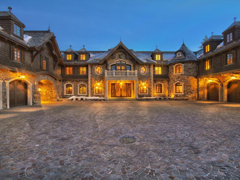 tranquility lake tahoe mansion finally sold for 48