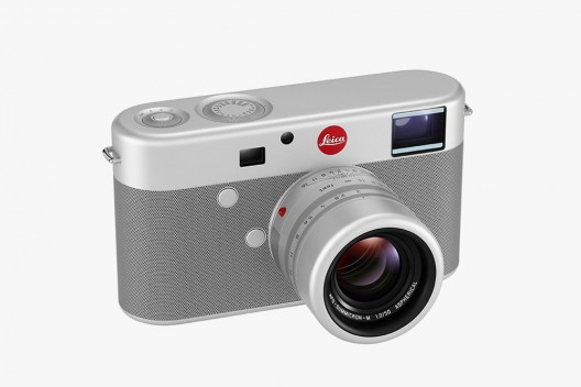 The Jony Ive-Marc Newson-designed Leica M for (RED) fetches $1.8 million at Sotheby's