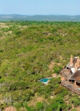 Exotic Luxury Villa Encompassed By Wilderness in South Africa